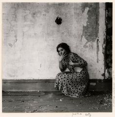francesca woodman via The Best Time of the Day blogspot