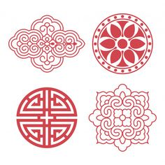 Find Set Vector Korean Traditional Design Elements stock images in HD and millions of other royalty-free stock photos, illustrations and vectors in the Shutterstock collection. Thousands of new, high-quality pictures added every day. Motif Design, Design Elements, Pattern Design, Border Design, Motif Oriental, Oriental Pattern, Korean Art, Asian Art, Ancient Chinese Architecture