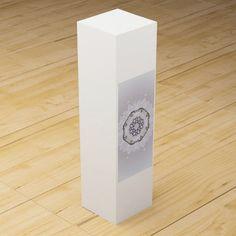 Mandala art wine bottle Box : New in shop Wine Gift Boxes, Bottle Box, Keepsake Boxes, Mandala Art, Luxury Homes, Decorations, Shop, Gifts, Home Decor