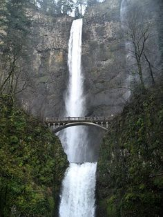 Most beautiful waterfall oregon