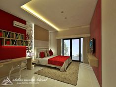kamar tidur Bed, Furniture, Home Decor, Littoral Zone, Atelier, Decoration Home, Stream Bed, Room Decor, Home Furnishings