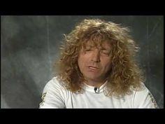 Robert Plant talking about Freddie Mercury - YouTube