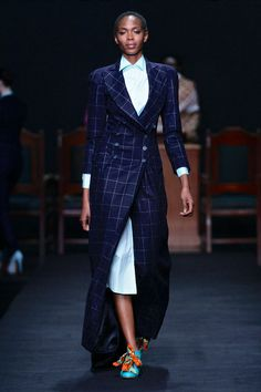 MERCEDES BENZ FASHION WEEK AFRICA 2013 HIGHLIGHTS: Projecto Mental