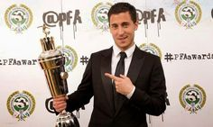 Ekpo Esito Blog: Hazard wins England's PFA Player of the Year award...