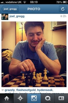 I wanna play chess with Marcus!Just have to learn how to play chess first. Music Lyrics, My Music, How To Play Chess, Marcus Mumford, Greggs, My Emotions, My Memory, Great Bands, Man Crush