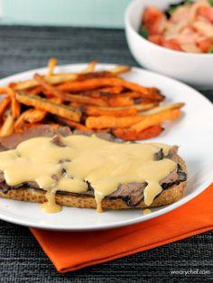sandwiches, cheese sauce, food, roast beef, roasts, recip, beef sandwich, roast beer cheese, chees sauc