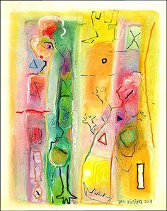 Paul Klee, Colorful, Artists, Gallery, Painting, Roof Rack, Painting Art, Paintings, Painted Canvas