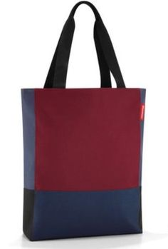 Reisenthel Shopping patchworkbag dark ruby