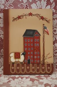 Prim Saltbox Journal