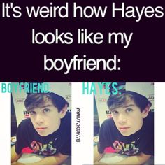 I  am putting a book up on wattpad soon called Meeting Magcon( hayes grier story) what do you think Username: Blanchard1