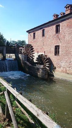 Mill Morabassa (Vigevano), Italy - via Sara Parodi