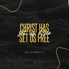 Galatians Stand fast therefore in the liberty wherewith Christ hath made us free, and be not entangled again with the yoke of bondage. For freedom Christ has set us free; stand firm therefore, and do not submit again to a yoke of slavery. Scripture Verses, Bible Quotes, Bible Scriptures, Wisdom Bible, Gospel Quotes, Faith Quotes, Leadership, Freedom In Christ, Believe