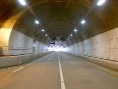 Misiryeong Tunnel, Korea   미시령 터널