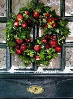 CarolinaBlues  .. Wreaths for Church or Country Club for an Equestrian Wedding.