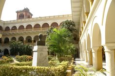 Universidad de Cartagena, Claustro de San Agustín