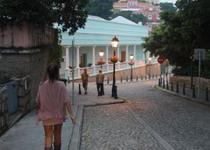 Scenic walk on cobbled streets to find the charming Taipa Macau Old Town. For full blog on Taipa Old Town in Macau and Travel in Southeast Asia check our blog http://live-less-ordinary.com/southeast-asia-travel/taipa-macau-old-town-portuguese-colonial