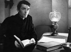 Gregory Peck as Father Francis Chisholm in Keys to the Kingdom. Great Movie- Even greater book!