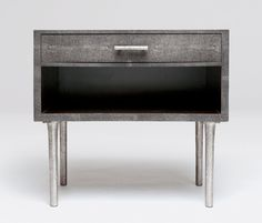 "Made Goods.com, Dario nightstand 30""L X 18""W X 28"" H, comes in various finishes"