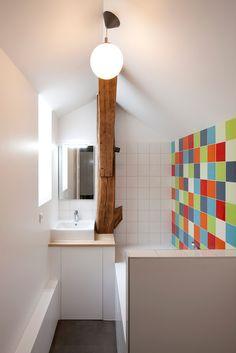 Apartment in Porte de Vincennes by Cairos Architecture