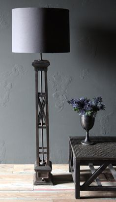 Bobo's Intriguing Objects - post floor lamp