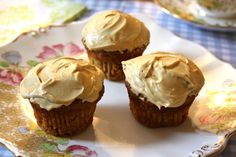 Carrot cake muffins and an unbelievable discovery