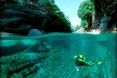 A região é conhecida como Caribe brasileiro devido às águas cristalinas e aos mais de 30 pontos propícios a prática…
