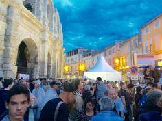 Feira de Arles o charme da França com o tempero da Espanha