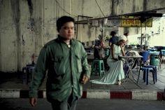 Foto by Alena Bjahova Model Annabelle Producer Alesha Voronin Dress Ilze Mucina IndeeP 2013 Bangkok  #fashion #style #photography #bangkok #couture