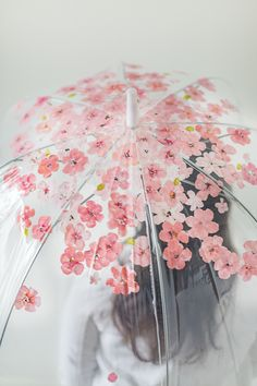 Hello friends and happy new week! I hope your weekend was relaxing and if not Umbrella Painting, Umbrella Art, Clear Umbrella, Under My Umbrella, Welcome September, Kids Umbrellas, Umbrella Photography, Outdoor Paint, Spring Blooms