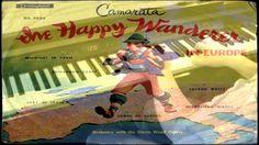 The Happy Wanderer - Piano