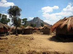 Beautiful scenery with mud huts in Malawi Mud Hut, The World Race, Dar Es Salaam, Vernacular Architecture, Beautiful Scenery, Adventure Awaits, Tanzania, Where To Go, Continents