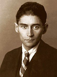 Classic Author Focus Franz Kafka Author Writer Profile Photo