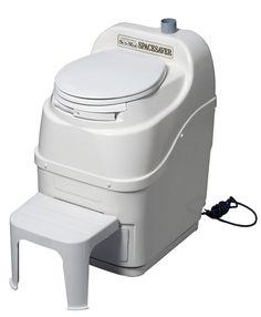 Sun Mar SpaceSaver Composting Toilet
