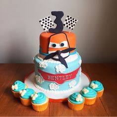 Disney Planes cake Dusty the plane  Sweet cakes by Jessica www.facebook.com/jessweetcakes