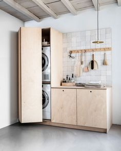 34 Fabulous Scandinavian Laundry Room Design Ideas - Its one of the most used rooms in the house but it never gets a makeover. What room is it? The laundry room. Almost every home has a laundry room and . Room Makeover, Room, Room Design, Interior, Homey, Laundry Room Decor, Home Decor, House Interior, Interior Design