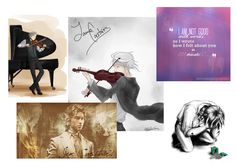 Jem Carstairs Collage contest