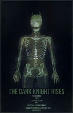 Alternative Dark Knight Rises Posters - Films - ShortList Magazine