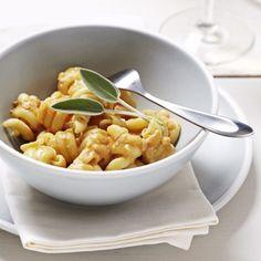 Pumpkin Sage Pasta Recipe