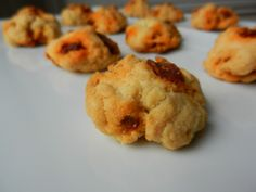 Cookies apéro parmesan/chorizo - C secrets gourmands!! Blog de cuisine, recettes faciles, à préparer à l'avance, ...