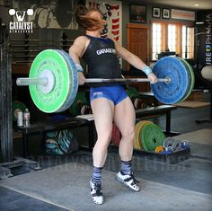The mental battle against self-doubt in weightlifting - you are your own enemy.