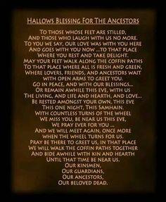 pagan blessings   Via Lydia Moonlight