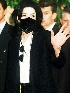 My beautiful masked man