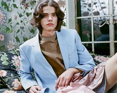 Up and comer Erin Mommsen (Re:Quest Models) stars in And Time will have his fancy photographed for Bon Magazine's Spring Summer 2015 edition by Tina Tyrell. Pretty People, Beautiful People, Erin Mommsen, Best Leg Tattoos, I Hate Boys, Photo Colour, Geek Chic, Dapper, Male Models