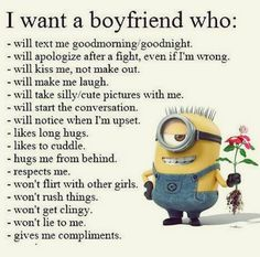 It's all minions, for the love of Minion we have some great Humor Quotes from Minions . ALSO READ: 15 Top Funny Minions Pictures ALSO READ: Top 40 Minion Funny Pictures Minion Love Quotes, Minions Quotes, Cute Quotes, Funny Quotes, Humor Quotes, Emoji Quotes, Bf Quotes, Funny Minion Memes, Funny Cartoons