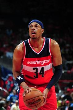 Paul Pierce is officially a free agent.