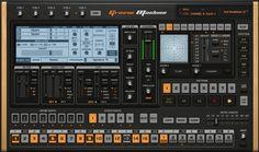 Drumcomputer wie man es mag: Standalone oder als VST Plugin, Import eigener Samples und Drum Kits.