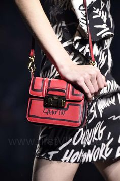 Lanvin, Spring 2016, Paris, firstVIEW.com