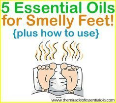 Knock out stinky feet with one or more of the top 5 essential oils for foot odor below! Foot odor also known as sticky feet is a common thing among many people. The feet naturally sweat a lot and when this sweat mingles with the bacteria found on our skin, it produces a stinky odor. …