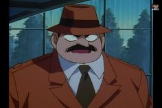 Inspector Maguire Best Anime Shows, Case Closed, Joker, Fictional Characters, Art, Art Background, Kunst, The Joker, Performing Arts