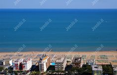 Jesolo, Italy  Been here twice and still never managed to take a dip in the ocean.  Must go back and try out the beach!